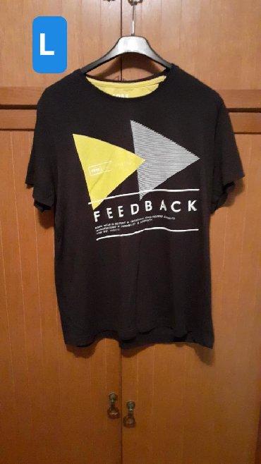 Feedback majica muska L,solidno stanje