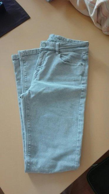 Esprit pantalone vel. 38 sivi pamuk deblji pamuk... Za zimu u predelu  - Kragujevac