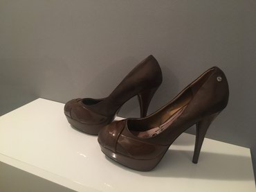 Muske-cipele-41 - Srbija: Cipele Kitten braon, broj 41, polovne