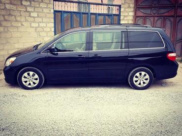 аренда хонда фит для такси в Азербайджан: Honda Odyssey
