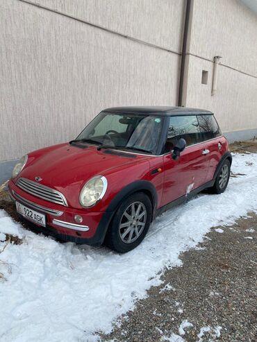mini cooper clubman в Кыргызстан: Mini Cooper 1.6 л. 2003 | 129968 км