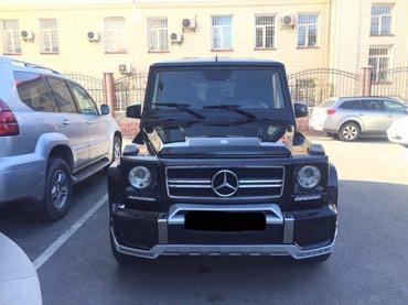 Mercedes-Benz G 55 AMG 2009 в Бишкек