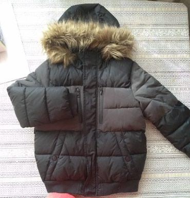 рубашка zara kids в Кыргызстан: Детская куртка,Zara kids оригинал. состояние отличное, размер на 7 лет