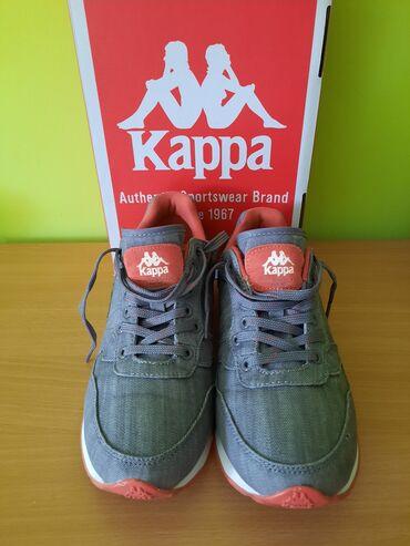 Kappa - Srbija: Zenske patike Kappa br. 39  Kvalitetne moderne Kappa patike. Velicina