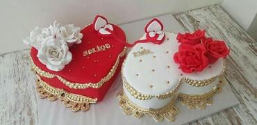 Bakı şəhərində Heri tort nisan tortu