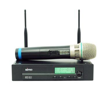 MIPRO ACT-311B/ACT-32H – аналоговая вокальная в Бишкек