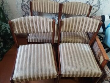 Продаю 4 стула. Отличного качества. 950с за шт