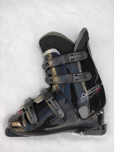 продам лайку в Кыргызстан: Продам горнолыжные ботинки. Размер 42-43. Состояние хорошее