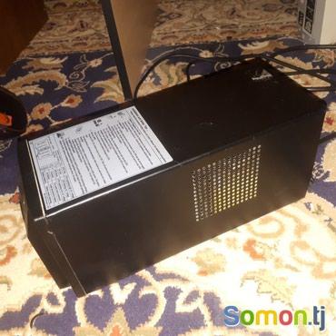 Компьютеры, ноутбуки и планшеты в Таджикистан: APC SMART-UPS 750 состояние отличное работает батарей новые гарантия