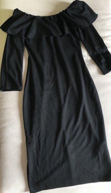 Zara haljina u velicini s ( gola ramena) - Novi Sad