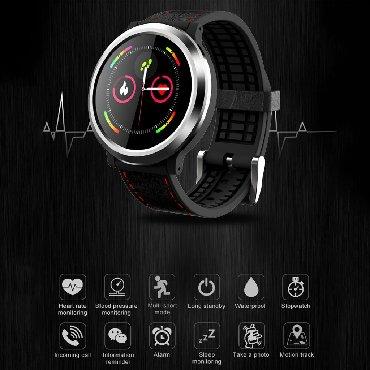 Qol saatları - Azərbaycan: Yeni model smart saat Q68 Smart Watch Q68 Smart Bracelet Q68 - 69 AZN