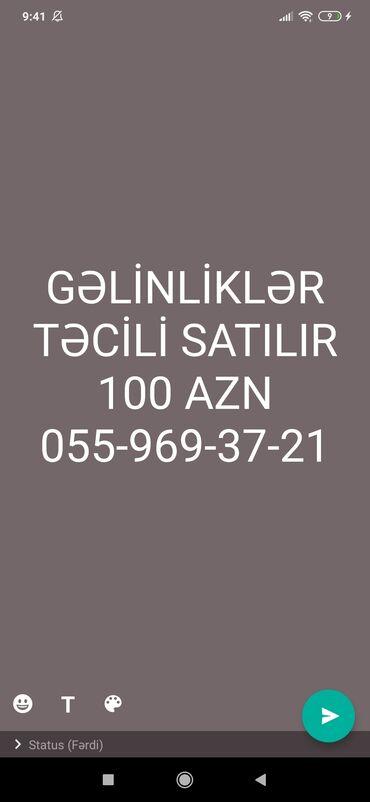 10000 - Azərbaycan: Magaza baglandigi ucun ziyafet geyimleri, gelinlikler sebetler
