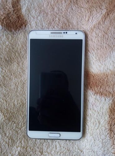 İşlənmiş Samsung Galaxy Note 3 32 GB ağ
