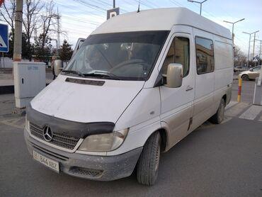 Mercedes-Benz Sprinter 2.7 л. 2000 | 18000 км