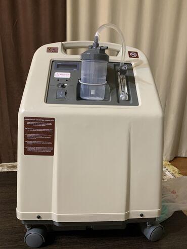 кислородный концентратор yuwell 7f 3 в Кыргызстан: Продаём кислородный концентратор компании Армед модификации 8F-5. Аппа