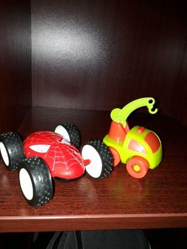 Машинки детские 2 шт 100 сом в Бишкек