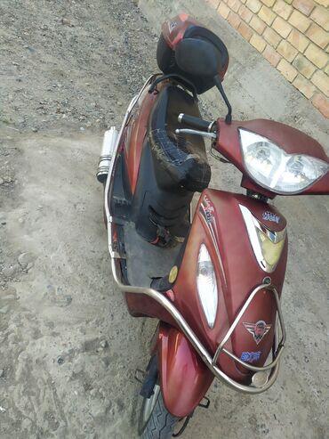 Suzuki - Кыргызстан: Скутер сайтам срочна белизин озу куйулат вариятар абалы жакшы