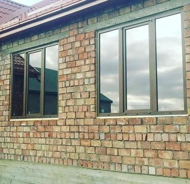 строй-мат в Кыргызстан: Каракол пластиковые окна. Изготавливаем пластиковые окна двери лоджии