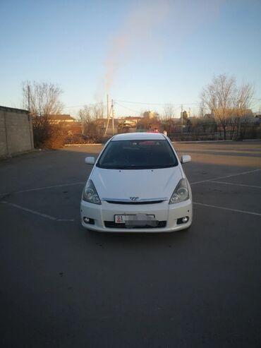 Toyota WISH 1.8 л. 2005 | 236 км