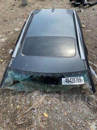 Тюнинг в Бишкек: Рейлинги, Рога на Lexus 350/400/450 не большой торг