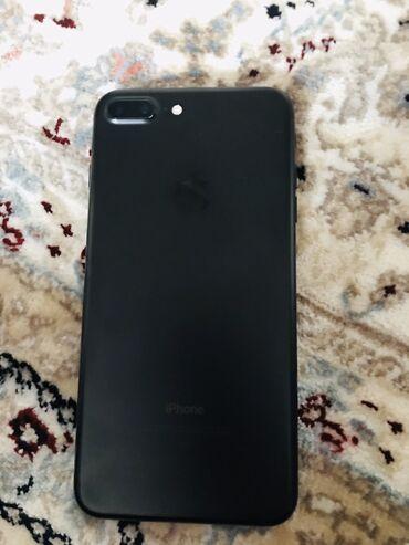 sim karta dlja iphone 5 в Кыргызстан: Б/У iPhone 7 Plus 128 ГБ Черный