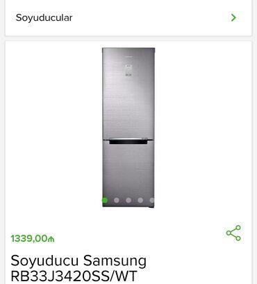 Yeni İki kameralı boz soyuducu Samsung