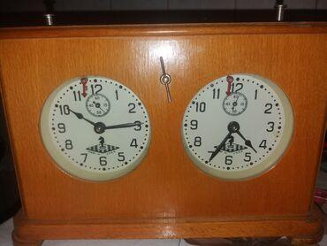 Антикварные часы в Кыргызстан: Шахматные часы
