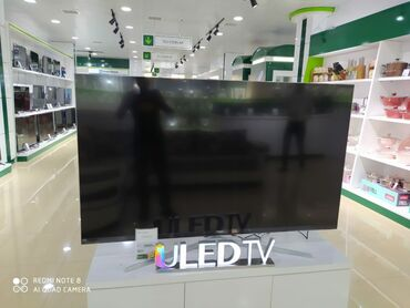 Televizor Smart Tv - Böyük TelevizorlarHisense TvFull ekran dizayni