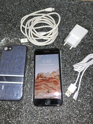 8 пик в Кыргызстан: Б/У iPhone 8 64 ГБ Черный