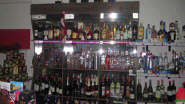 шкаф-бар в Кыргызстан: Продаю две барных стойки, витрину под виноводочные изделия. Барные сто