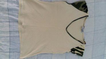 Zenska majica vel.S(polovna i ocuvana)100% pamuk - Petrovac na Mlavi