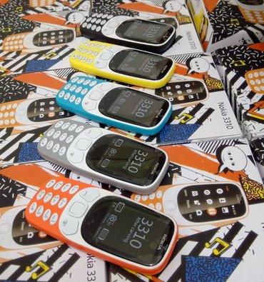 NOKIA 3310 (dual-sim 2017)IMA SRPSKI MENI.Novi telefoni u fabrickoj - Beograd