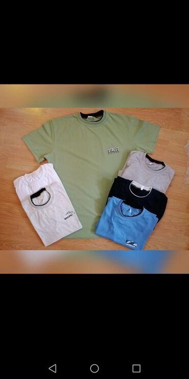 Kola - Srbija: Majice za muškarce, 100 % pamuk L – 2XL550rsdKvalitetne, klasične