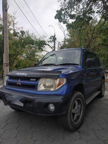 Mitsubishi в Бишкек: Mitsubishi Pajero Pinin 2002