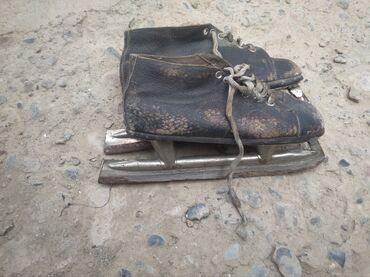 Коньки в Кыргызстан: Продам канки хорышыйе продам за 1200