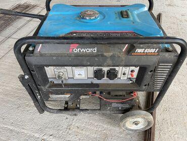 Генератор бензиновый Forward FWG6500 E