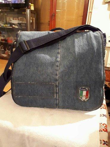 Puma torba kupljena u njihovoj prodavnici,za skolu,lap-top,jaka - Krusevac