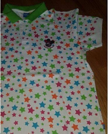 Miki maus - Srbija: Disney - dizni ORIGINAL majica sa kragnicom oko 14 godina ili s za