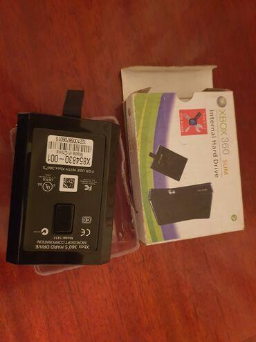 Г.Каракол продаю новый xbox-360 тонкий внутренний жесткий диск чехол