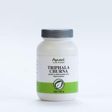 Трифала Это древняя формула по оздоровлению организма, его очищения от