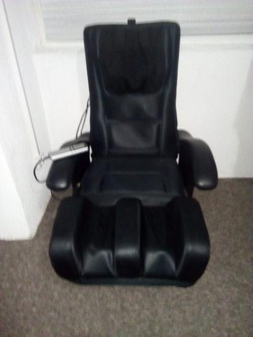 Оборудование для бизнеса в Чолпон-Ата: Продается массажное кресло! В отличном состоянии! Находится в