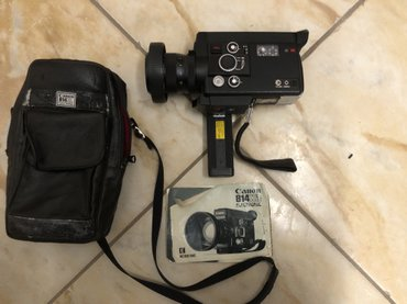 Canon 814 XL Electronic Super 8 camera + manual σε North & East Suburbs