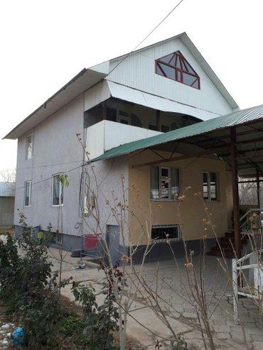 """ПРОДАЮ: 2-х этажный дом, кирпичный. Жилмассив """"Калыс ордо"""", рядом с об в Бишкеке"""