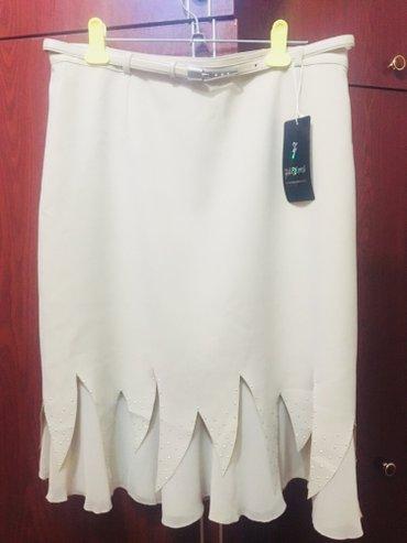 Новая офисная юбка 44 размер в Бишкек