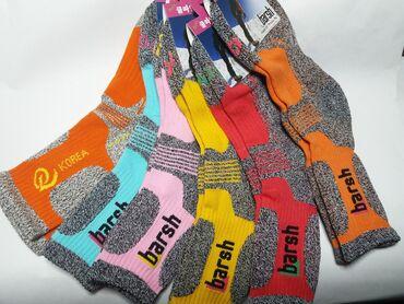 термо носки в Кыргызстан: Корейские термо носки. Размер с 36-40. цена за 1 пару, в упаковке 5шт
