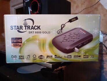 Tuner Star track peyk krosnu 500tv kanal wifi internet