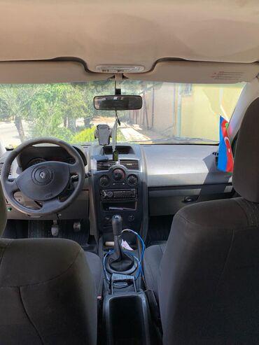 Nəqliyyat Sumqayıtda: Renault Megane 1.6 l. 2005 | 450000 km