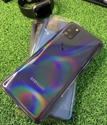 Samsung A30 | 128 ГБ | Голубой | Новый | Гарантия, Кредит, Сенсорный