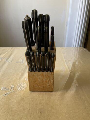 точилка для ножей бишкек in Кыргызстан | НОЖИ: Продаю Набор из 12-ти ножей из высокоуглеродистой нержавеющей стали Pr