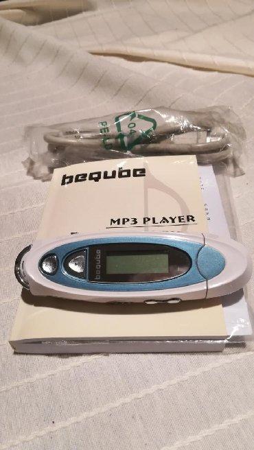 Beqube mp3 player+radio 512mb Άριστη κατάσταση